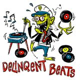 The Delinquent Beats Radio Show Vol 24 - Sin Alley Tribute