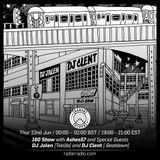 160 Show w/ Ashes57 & DJ Jalen & DJ Clent - 22nd June 2017