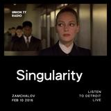 Singularity @ UNION 77 RADIO 10.02.2016 'Listen to Detroit Live'