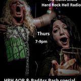 The ROXX Show at Hard Rock Hell Radio 2nd March BadAss & HRH AOR special + NEW Confess Steel Panther