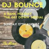 DJ Bounce @ The Mews Southend August 27th Bank Holiday Sunday 2017