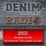 100.3 Sound fm - Denim Entertainment Radio ep. 58 (part 2)