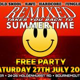 CREASE - REMIXED SUMMER FREE PARTY WARM UP TEASER - 2019