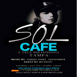 Tampa Sol Cafe: 100% R&B Party