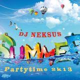 DJ Neksus - Summer partytime 2k13 mashup