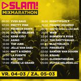 YVES EAUX at SLAM's Mix Marathon. Broadcasted March 4th 2016