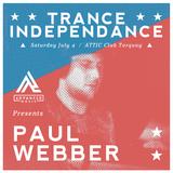 Trance Independance 4th July Promo Mix Paul Webber