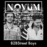 Novum Podcast #007 - Mixed by B2BStreetboys