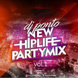 2017 DJ Ponto HIPLIFE MIX Vol1