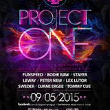 Leway - Project ONE 9.5.2015 Magnum