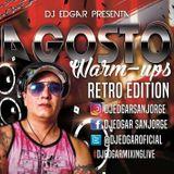 DEMO WARM-UP BAJA CALIDAD VOL.3 AGOSTO RETRO EDITION BY DJ EDGAR