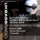 Ep. 086 - Artist Spotlight on Chris.Su, Vol. 1