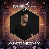 Antinomy - Psy-Nation Radio 015 exclusive mix