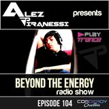 ALEZ Piranessi - Beyond the energy 104 (Corderoy Guestmix)