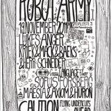 Herr Schneider playing vinyl @ Robot Army 19.11.2011