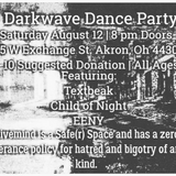 TEXTBEAK - DJ SET DARK WAVE DANCE PARTY HIVE MIND AKRON OH AUG 12 2017