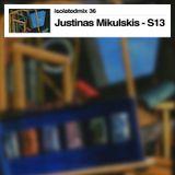 isolatedmix 36 - Justinas Mikulskis (Secret Thirteen)