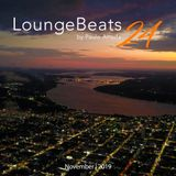 Lounge Beats 24 by Paulo Arruda | November 2019