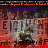 Hotwired with Nikki Flame and Bageera 15th August 2012