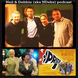 Neil & Debbie (aka NDebz) Podcast #019 - 'One ' feat. PRIDE the Movie