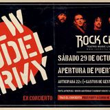 29-10-16 ROCK CITY NEW MODEL ARMY POST PARTY DJ FRANK - 1