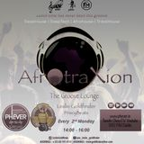 AfrotraXion the Groove Lounge Live on -www.pheverie 9th show 20-08-18