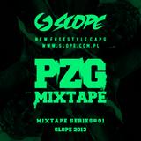SLOPE PZG MIXTAPE SERIES # 01