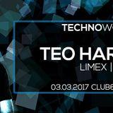 Teo Harouda @ Club 68 - 03.03.2017.