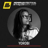 Yorobi - Membrain 2019 Promo