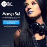 Ibiza Live Radio Dj Mix #4 - Global House Session with Marga Sol