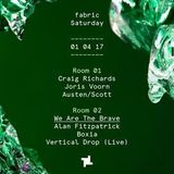 Joris Voorn - Live @ Live @ Fabric Club (London, UK) - 01.04.2017