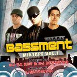 BASSMENT VOL. 1 MIXTAPE   MIXED BY DJ EA KUT & DJ DEZASTAR   HOSTED BY LIQUIDSILVA