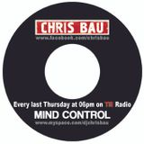 Chris Bau - MindControl 008 @ TM Radio (28-juni-2007)