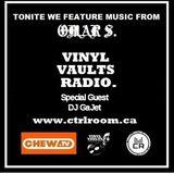 DJ GaDjet @ Vinyl Vaults Radio EP19 - July 28 2016