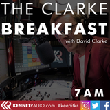 The Clarke Breakfast - 13th August 2019