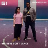 Hipsters Don't Dance - 13th April 2018