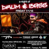 Doppler Deflect - 2016-07-01 - A Night of Drum and Bass (Liquid DnB)