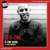 D-ZINE SKOOL (the radio show) (air date - 03 SEPT '18)