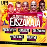 Purebeat b2b Steve Judge @ Slágergyárosok Éjszakája Up! The Club 2015 03 06
