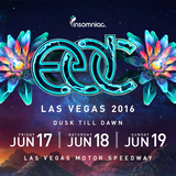 The Magician - Live @ EDC Las Vegas 2016 - 17.06.2016
