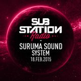 ● SURUMA SOUND SYSTEM ● en Substation Radio On Line ● FEBRERO 2015