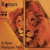 ZooFest 2018 Romes 8-9pm Marquee Mix