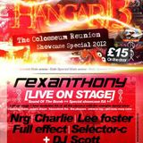DJ Impact b2b DJ Panic - Hangar 13 (29-6-12) re-recorded set