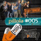 Pillola La Radio a Pezzi #005