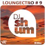 DJ Shum - Loungectro #9