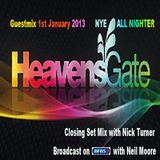 Nick Turner HeavensGate Guest Mix