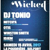 Mitch' A. - Wicked by Brainstorm'X - La Poudrière Belfort