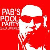 Pab's Pool Party DJ Alex Gutierrez