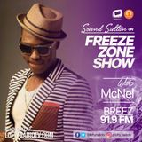 Sound Sultan On Freeze Zone Show with McNel