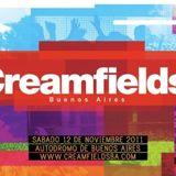 Joris Voorn - Live @ Creamfields, Buenos Aires (12-11-2011)